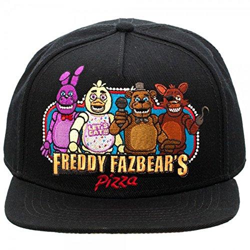Cinq Nuits A Pizza Snapback Chapeau De Freddy Fazbear Freddy
