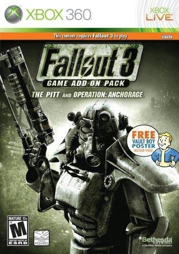 Bethesda Fallout 3 Game Add-On Pack: Operation Anchorage and The Pitt (Xbox 360)