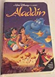 Aladdin - Walt Disney BLACK DIAMOND COLLECTIBLE #1662 (VHS, 1993)