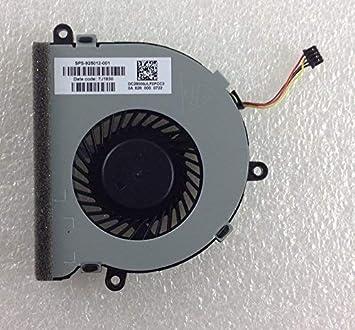 Hp 255 250 G6 3KX70ES Procesador CPU Ventilador Refrigerador ...