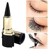LuckyFine Eyeliner Impermeabile Eyeliner Waterproof Nessuno Stimolo Strumento Cosmetico di Trucco Nero