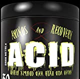Cheap Dark Metal Acid, Blue Raspberry, 0.75 Pound