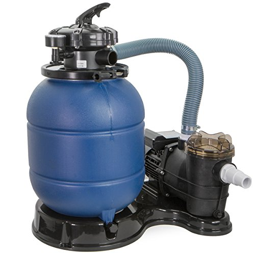 "13"" Above Ground Pools Sand Filter Pump 2400GPH by XtremepowerUS"