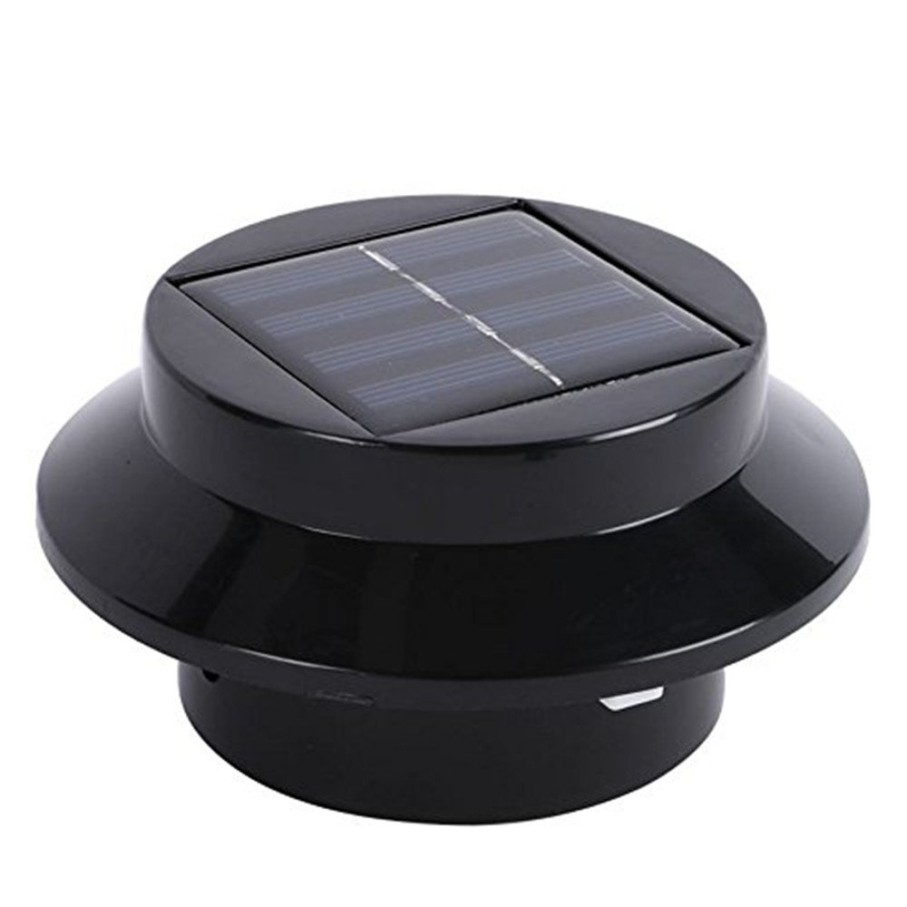 Businda Solar Motion Sensor Lights Outdoor, IP44 Waterproof Wireless Security Night Lights for Patio, Deck, Yard, Garden