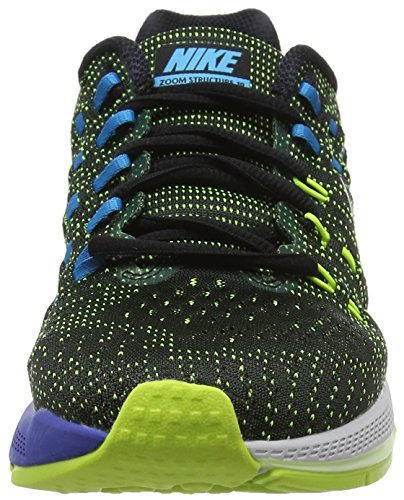Shoes Black Zoom s Pure Platinum Running 19 Lagoon Competition Structure Blue Volt Nike Men Black Air HpwTT8