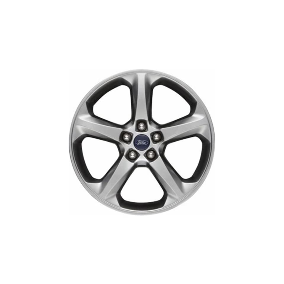 FORD FUSION 18 5 SPOKE Factory Oem Wheel Rim  HYPER SILVER   Remanufactured