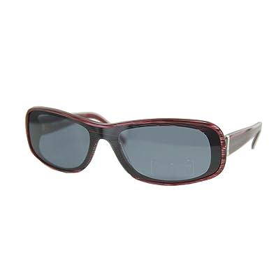 B. Barclay Sonnenbrille 6504 C1 stripe red 4DfSHDZR