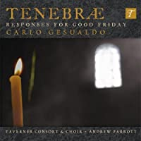 Tenebrae-Responses for Good Friday