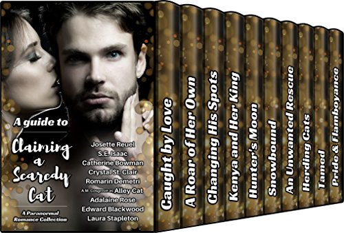 A Guide to | Claiming a Scaredy Cat: A Paranormal Romance Collection