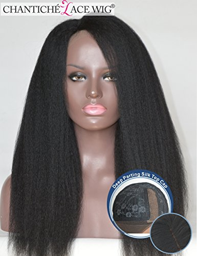 Chantiche Lace Wig Invisible Brazilian