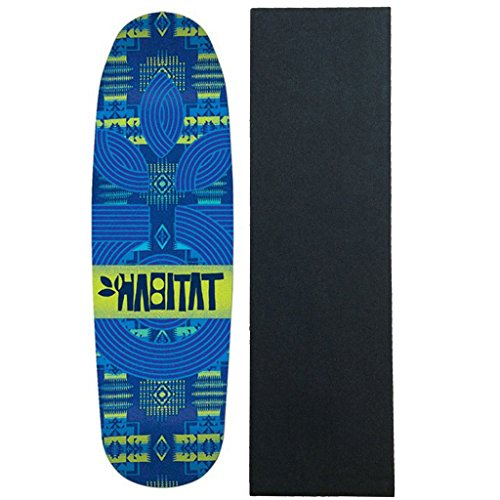 Habitat Skateboard Deck Native Cruiser 9.0
