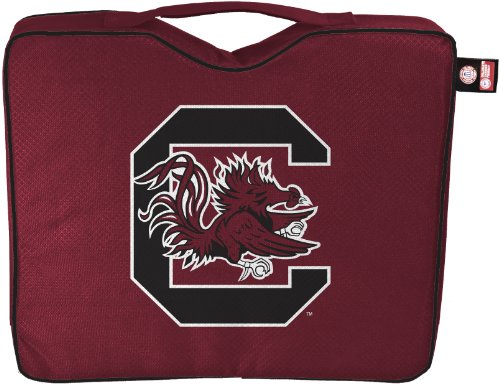 Coleman NCAA Lightweight Stadium Bleacher Seat Cushion wi...