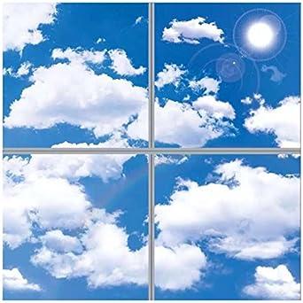 Extrem 3D LED Himmel Panele - Sky Panels Lite Vision Decken und Wand XM86