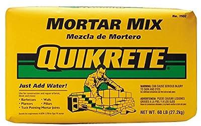 Quikrete 1102-60 Mortar Mix 60#