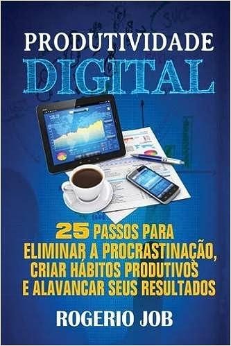 """Livro """"Produtividade Digital"""""""