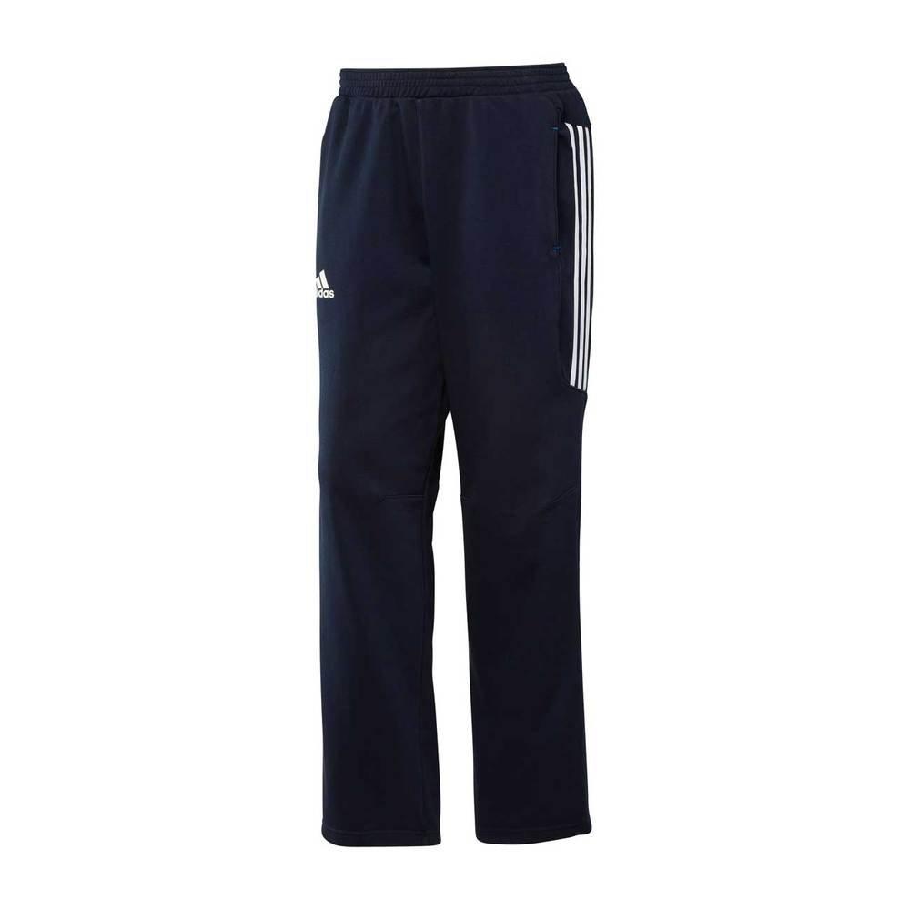 adidas T12 Sweat Pantalones Hombres, Color Azul Marino: Amazon.es ...