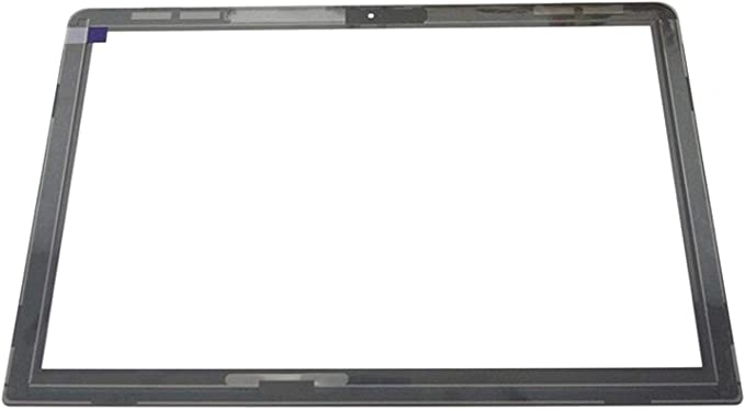 ITTECC LCD Screen Middle Frame Rubber Trim Bezel Replacment Fit for MacBook Pro 15 unibody A1286 2009 2010 2011 2012