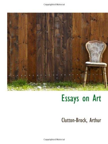 Download Essays on Art pdf epub