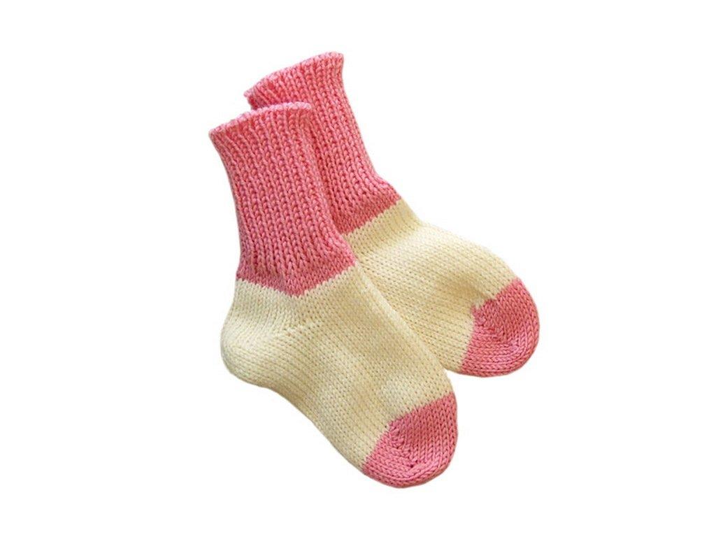 Calcetines de bebé, 100% lana de merino, de punto Aqua blue-Dark grey Talla:1-6 mo: Amazon.es: Bebé