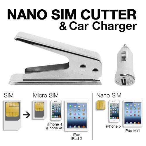 iphone 4s sim card cutter - 5