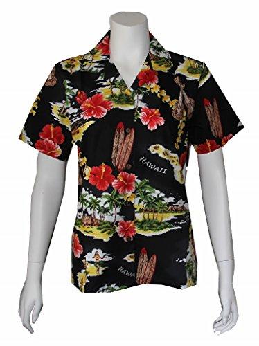 Ladies Aloha Shirt - 2