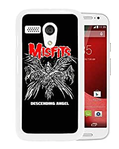 Misfits Descending Angel White Motorola Moto G Screen Phone Case Attractive and Fashion Design