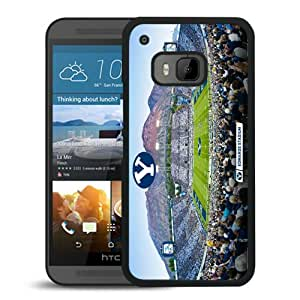 NCAA Independents BYU Cougars 5 Black Customize HTC ONE M9 Phone Cover Case