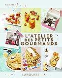 """Afficher """"L' atelier des petits gourmands"""""""