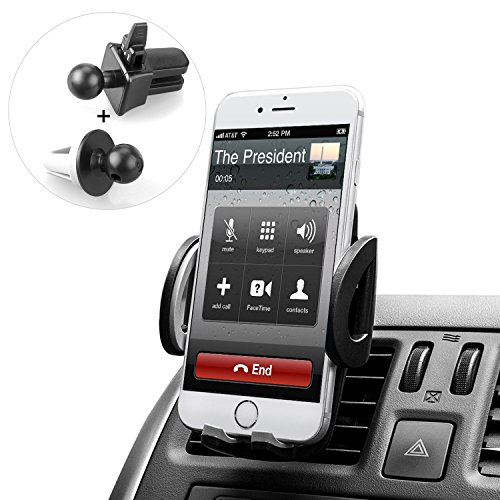 BUDGET & GOOD Universal Smartphones Car Air Vent Mount
