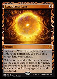 Amazon com: Magic the Gathering Staff of Domination - Foil