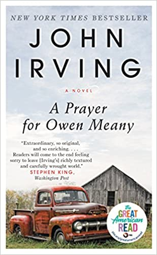 Image result for prayer for owen meany book