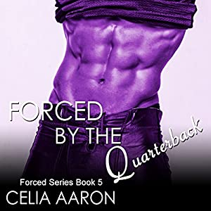 Forced by the Quarterback Audiobook