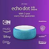 Echo Dot (3rd Gen) Kids Edition, an Echo designed
