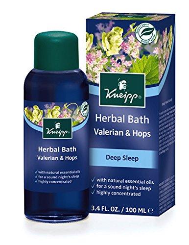 Kneipp Valerian houblon Herbal Bath, Détente et apaisante (3,38 fl.oz.)