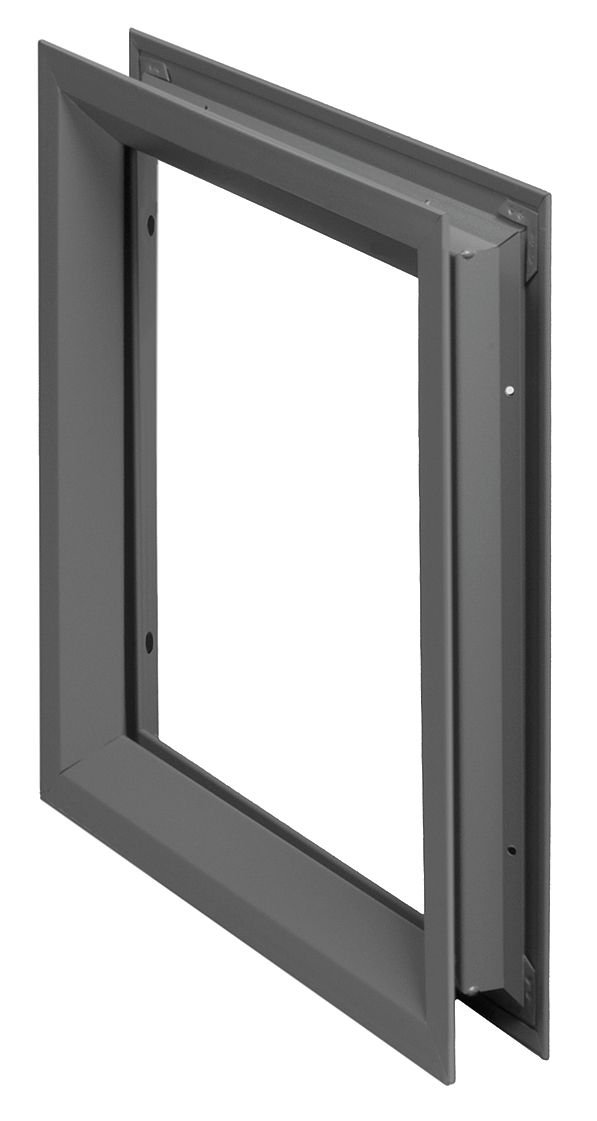 National Guard - L-FRA100-7X22 - Window Frame Kit, H. 7 In, W. 22 In