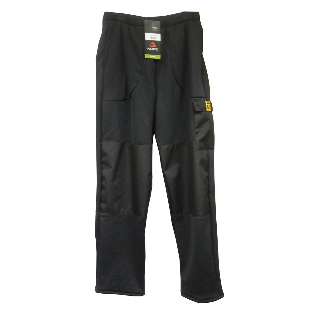 Guy Cotten Wind Pro Polar Fleece Pants, Black Large by Guy Cotton (Image #1)