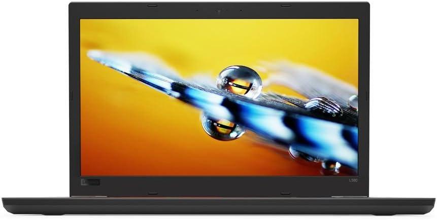 "2018 Newest Lenovo Thinkpad L580 15.6"" HD Anti-Glare High Performance Laptop Business Computer, Intel Quad Core i5-8250U up to 3.4GHz, 8GB RAM, 256GB SSD, DVD, USB 3.0, HDMI, Windows 10 Professional"