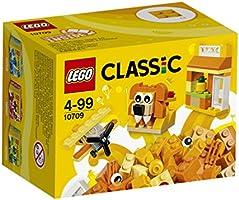 LEGO Classic - Caja creativa de color naranja (10709): Amazon.es ...
