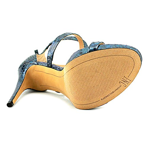 INC International Concepts - Sandalias de vestir para mujer Navy Mult