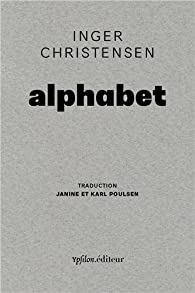 Alphabet : Edition bilingue français-danois par Christensen
