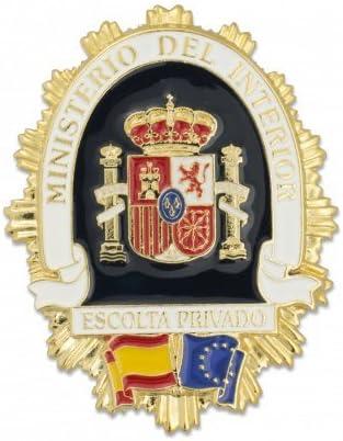 Talla /Única Multicolor Unisex Adulto Albainox 9192 Insignias