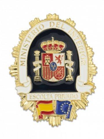 Albainox 9243 Insignias, Unisex Adulto,, Talla Única