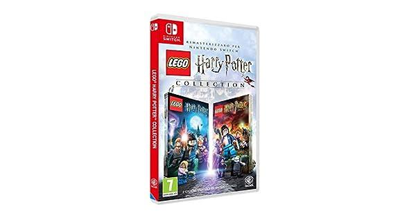 Lego Harry Potter Collection 1-7 - Nintendo Switch [Importación ...