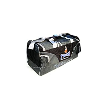 927352358b28 Twins Special Muay Thai Gym Bag - Grey  Amazon.co.uk  Sports   Outdoors