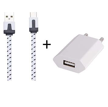 Shot Case Cargador Adaptador USB para Huawei P10 Smartphone ...