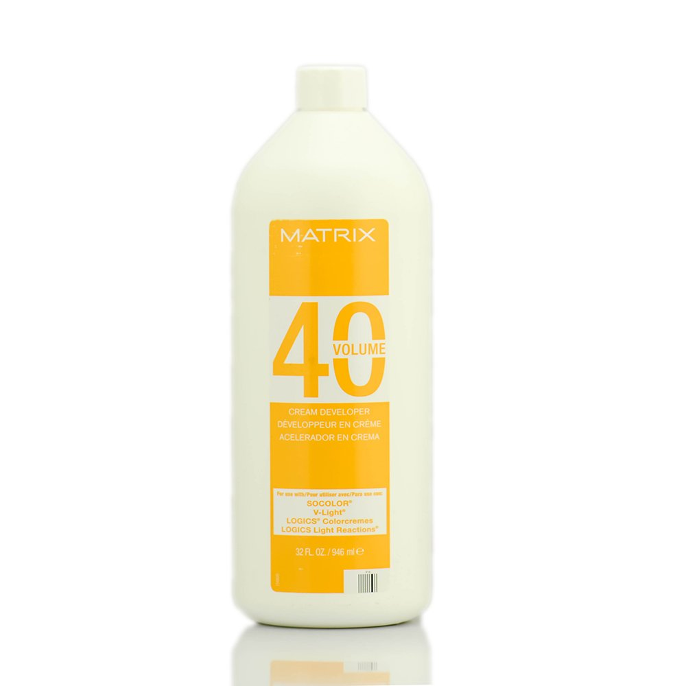 Matrix Socolor Cream Developer 10, 20, 30, 40 Volume (40 volume)
