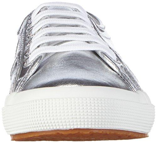 2750 Unisex 031 Cotmetu Sneaker Silber Superga Erwachsene vPC0Cq