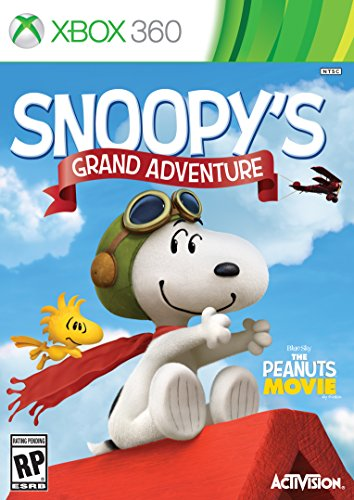 Snoopy's Grand Adventure - Xbox 360 by Activision