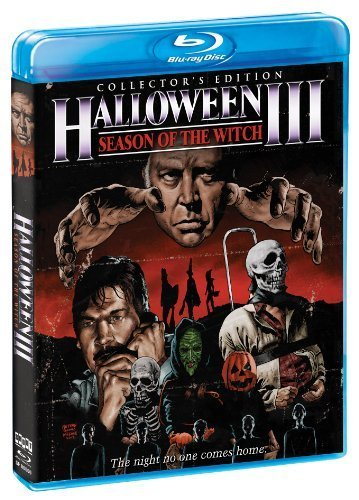 Halloween III: Season of the Witch (Collector's Edition) [Blu-ray] by Shout! Factory (Halloween 3 Season Of The Witch Online)