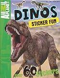 Dinos Sticker Fun (Animal Planet Sticker Fun)